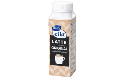 Valio Eila Latte original maitokahvijuoma 2,5 dl  laktoositon