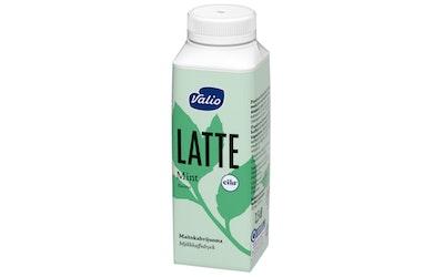 Valio Eila Latte minttu maitokahvijuoma 2,5 dl  laktoositon