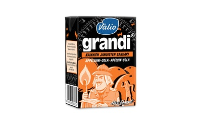 Valio Grandi 2dl appelsiini-colajuoma
