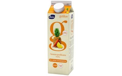 Valio Gefilus® mehu 1 l ananas-porkkana+kalsium
