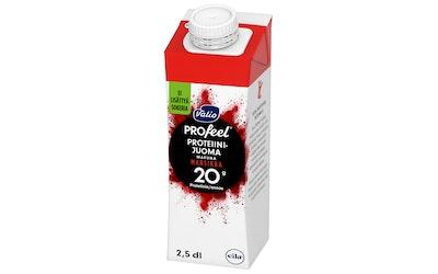 Valio PROfeel protjuoma 2,5dl mansikkainen