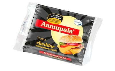 Aamupala® 200g cheddar sulatejuustoviipale laktoositon™