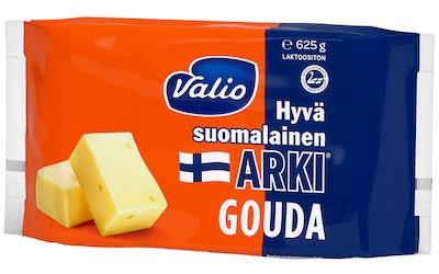 Valio hyvä suomalainen arki gouda 625g