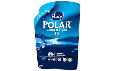 Valio Polar Alkuperäinen 15 % ohuen ohut 130 g viipale