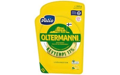 Valio Oltermanni 300g 17% viipale