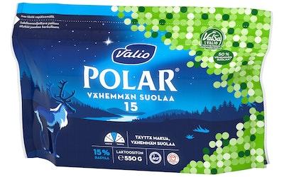Valio Polar® Vähemmän suolaa 15 % ValSa e550g