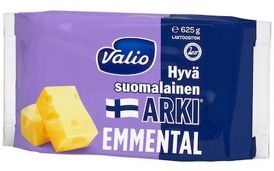 Valio Hyvä suomalainen Arki emmental e625g