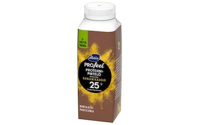 Valio PROfeel laktoositon proteiinipirtelö banaani-kaakao 2,5dl