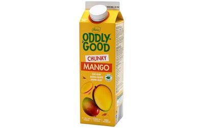 Valio Oddlygood kaurapohjainen gurtti 1kg mango