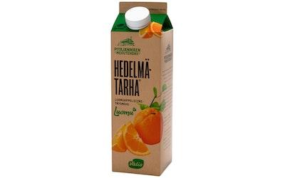 Valio Hedelmätarha luomuappelsiinitäysmehu 1 l