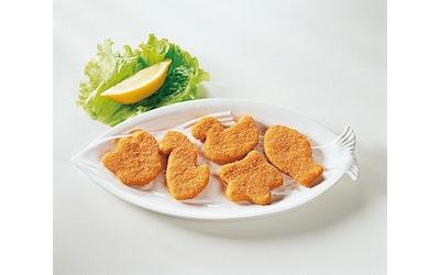 Food Service hauskat kalapihvit 40 g x 125 / 5 kg vastuullinen valinta pakaste