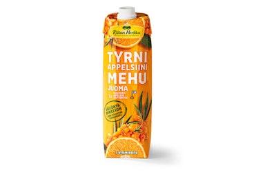 Riitan Herkku Tyrni-Appelsiini mehujuoma 1l