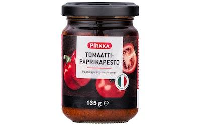 Pirkka tomaatti-paprikapesto 135g