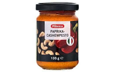 Pirkka paprika-cashewpesto 135g
