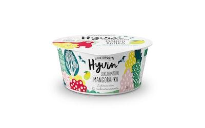 Juustoportti Hyvin sokeroimaton rahka 150g mango laktoositon