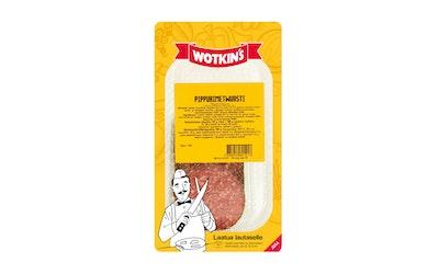 Chef Wotkins Pippurimetwursti 150g, siivutettu