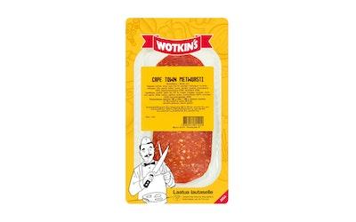 Chef Wotkins Capetown metwursti 150g, siivutettu kestomakkara