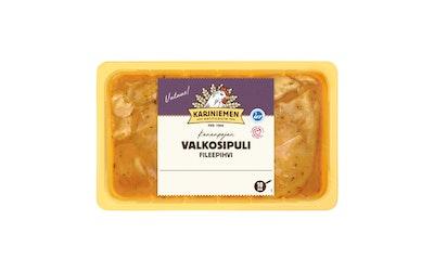 Kariniemen Kananpojan fileepihvi valkosipuli 1 kg