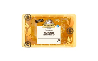 Kariniemen kananpojan minuuttipihvi 760g hunaja