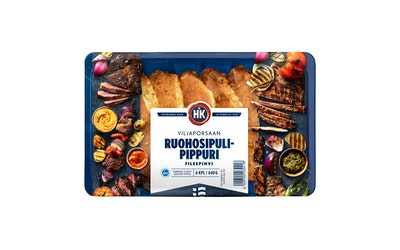 HK Viljapors fileepih 640g ruohosip-pippuri