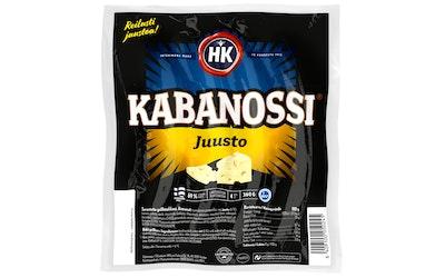 HK Kabanossi 360g juusto