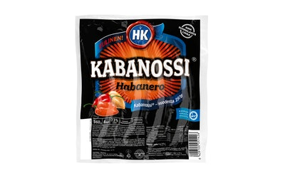 HK Kabanossi 360g habanero