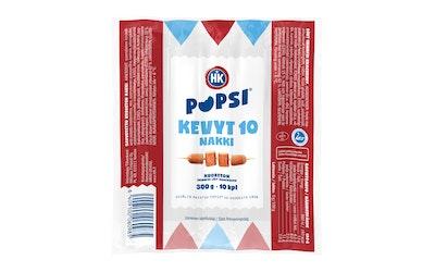 HK Popsi® Kevyt 10 nakki 300g