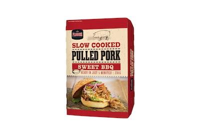 Flodins pulled pork 370g