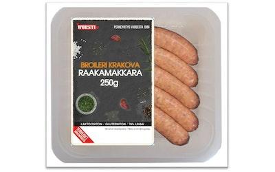 Wursti Krakovanmakkara 320g