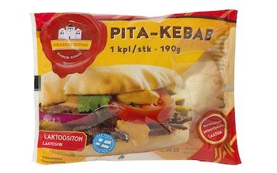 Turun Eines pita-kebab 1 kpl/190 g laktoositon