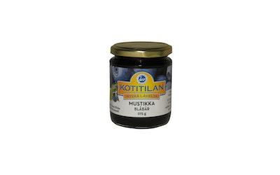 Kotitilan mustikka sokeroimaton hilloke 275g
