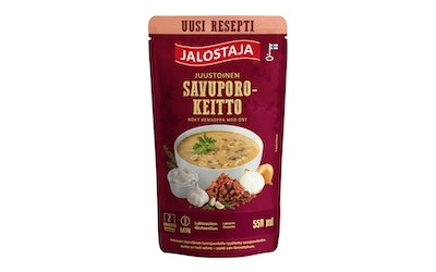 Jalostaja savuporokeitto 550ml