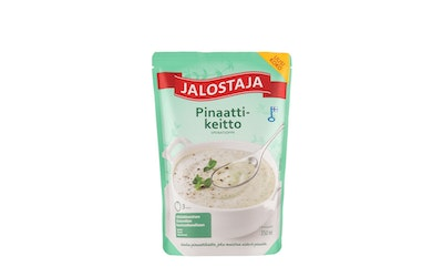 Jalostaja pinaattikeitto 350ml
