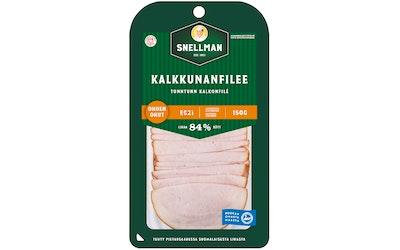 Snellman Kalkkunanfilee ohuen ohut 150 g