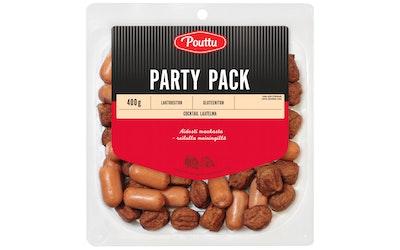 Pouttu party pack 400g