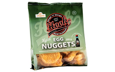 Hook Egg Nugget 200g - kuva