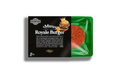 Muu Royal Kasviburgerpihvi 300 g