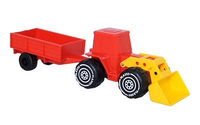 Plasto Kauhatraktori ja kärry, 33cm