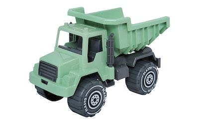 Plasto kuorma-auto 30 cm, I'm Green, biomuovia, valmistettu sokeriruo'sta - kuva
