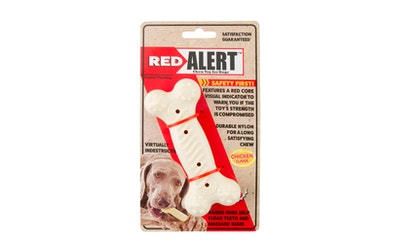 Red alert bone koiranlelu