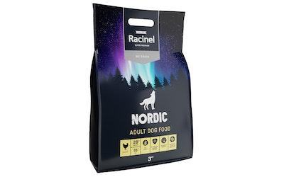 Racinel Nordic kanaruoka aikuisille koirille 3 kg - kuva