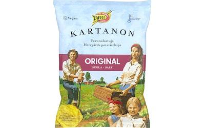 Taffel Kartanon perunalastu 180g original
