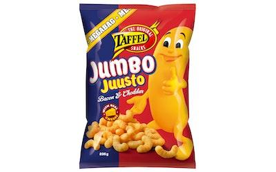 Taffel snacks 235g jumbojuusto mega
