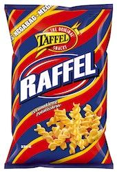 Taffel snacks perunakierre 235g raffel