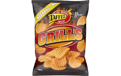 Taffel Grills 325g maustettu perunalastu
