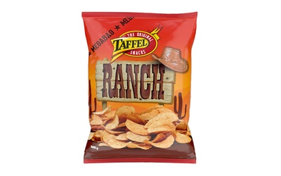 Taffel Ranch perunalastu 325g