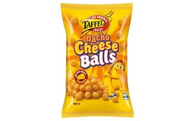 Taffel Nacho Cheese Balls 60g maustetut juustopallot