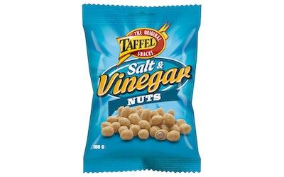 Taffel Salt Vinegar Nuts 150g maapähkinä
