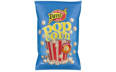 Taffel popcorn 140g sea salt