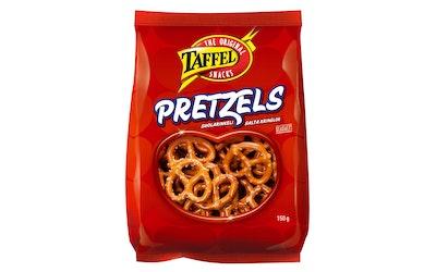 Taffel Pretzels 150g leivottu snacks